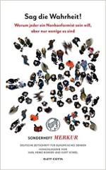 Publikation mit Harald Welzer im Merkur